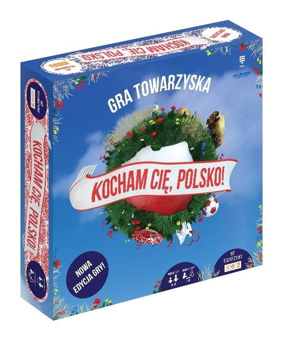 Gra Kocham Cie, Polsko! (ROC308291)