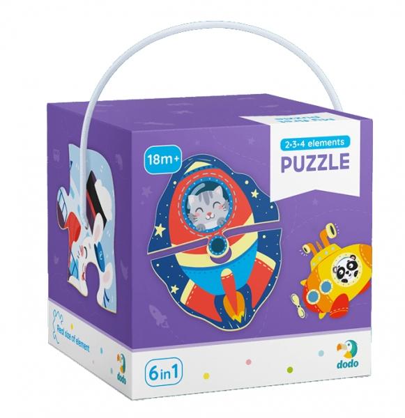 Puzzle 2-3-4: Transport (DOP300154)