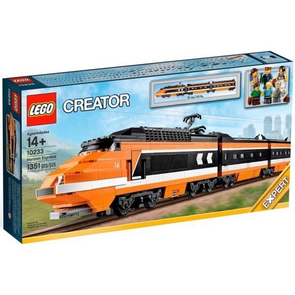 LEGO Creator Horizon Exp ress - Pociąg