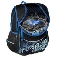 Plecak szkolny Blue car (10-048CB/T)