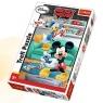 Puzzle 100 elementów Myszka Miki i Przyjaciele Miki i Donald