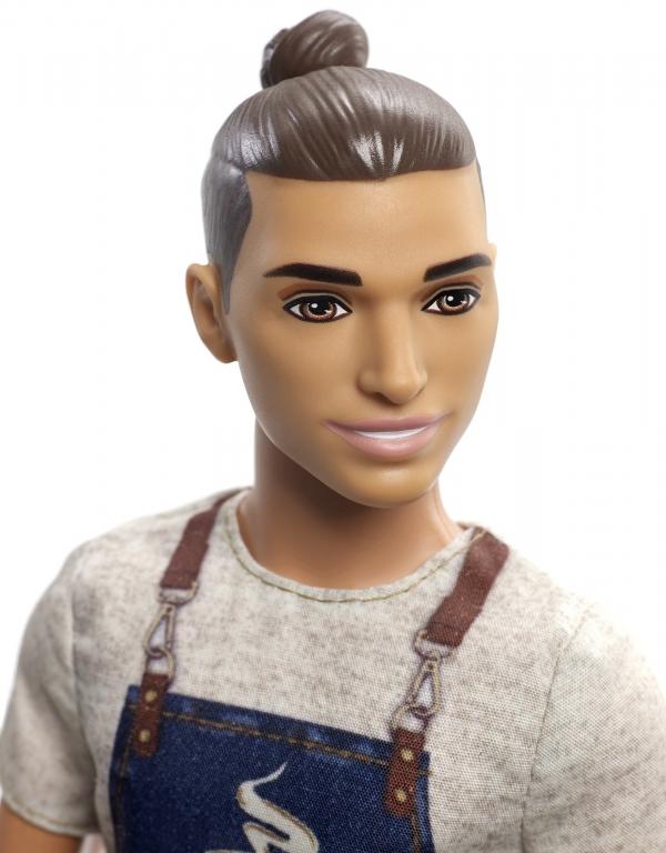 Barbie Kariera: Lalka Ken - barista