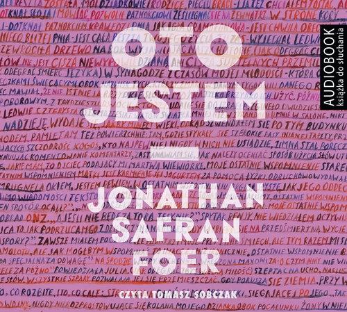 Oto jestem  (Audiobook) Safran Foer Jonathan