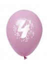 Balony pastelowe Arpex party balony (mix) (K7912)