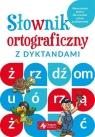 Słownik ortograficzny z dyktandami Zioła-Zemcza Katarzyna, Jabłoński Janusz