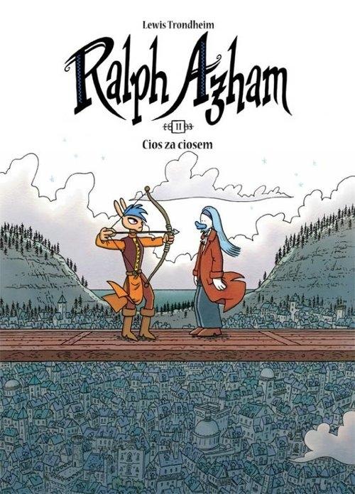 Ralph Azham 11 Cios za ciosek Trondheim Lewis