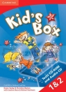 Kid's Box 1-2 Test CD-ROM and Audio CD