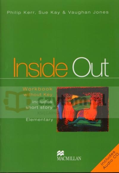 Inside Out Elementary WB z CD no key