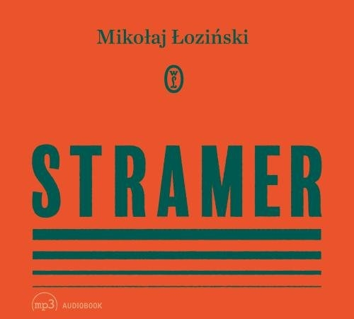 Stramer (Audiobook) Łoziński Mikołaj