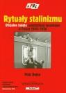Rytuały stalinizmu