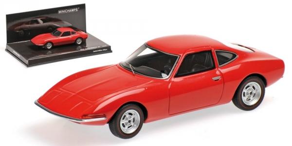 MINICHAMPS Opel GT 1965 PreProduction (437045020)