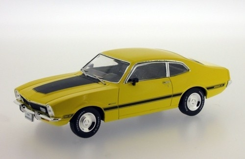 Ford Maverick GT USA 1974 (yellow)
