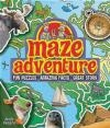 Maze Adventure Andy Peters