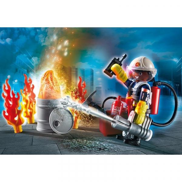 Playmobil City Action: Zestaw upominkowy