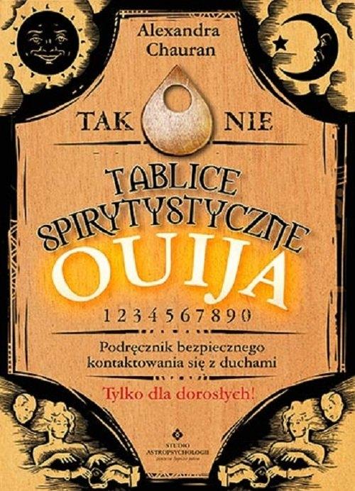Tablice spirytystyczne Ouija Chauran  Alexandra