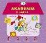 Akademia 2-latka Zeszyt A Krassowska Dorota