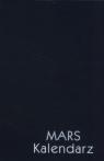 Kalendarz 2018 Mars granatowy