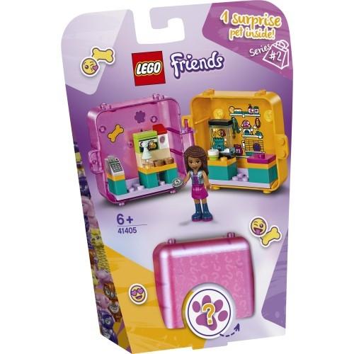 Lego Friends: Kostka Andrei do zabawy w sklep (41405)