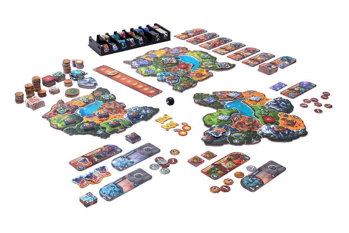 Small World of Warcraft (edycja Polska) (11010) Philippe Keyearts