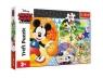 Puzzle maxi Myszka Mickey Czas na sport 24 (14291)