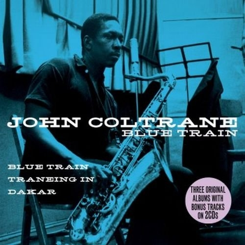 John Coltrane -Blue train 2CD