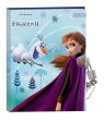 Pamiętnik z kłódką Frozen