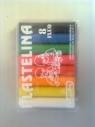 Plastelina fluorescencyjna 8 kolorów