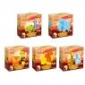 Baby Blocks: Safari klocki (41491)mix wzorów