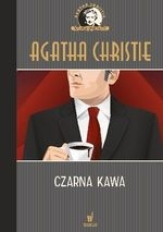 Kolekcja kryminałów. Czarna kawa Christie Agatha