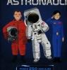 Astronauci Naklejkowe przebieranki