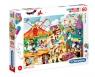 Puzzle SuperColor 60: Luna park (26991)