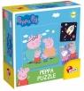 Gra puzzle 8x4 elementy - Świnka Peppa (304-64915)