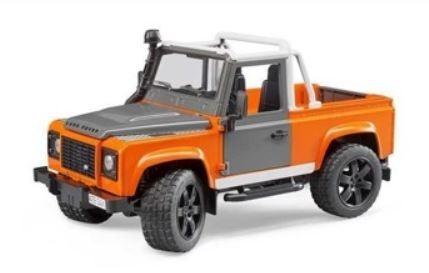 Pojazd Land Rover Defender Pick Up (BR-02591)