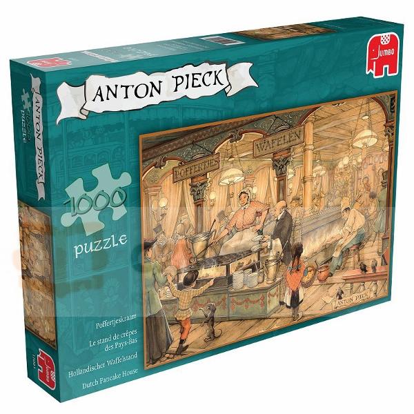 JUMBO 1000 EL. Anton Pieck Naleśnikarnia (17091)
