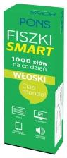 Fiszki SMART - 1000 słów na co dzień Włoski