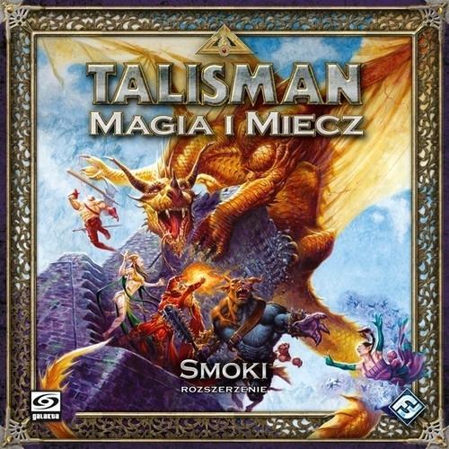 Talisman Magia i Miecz Smoki (9324)