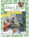 Ania i Krzyś nad brzegiem rzeki