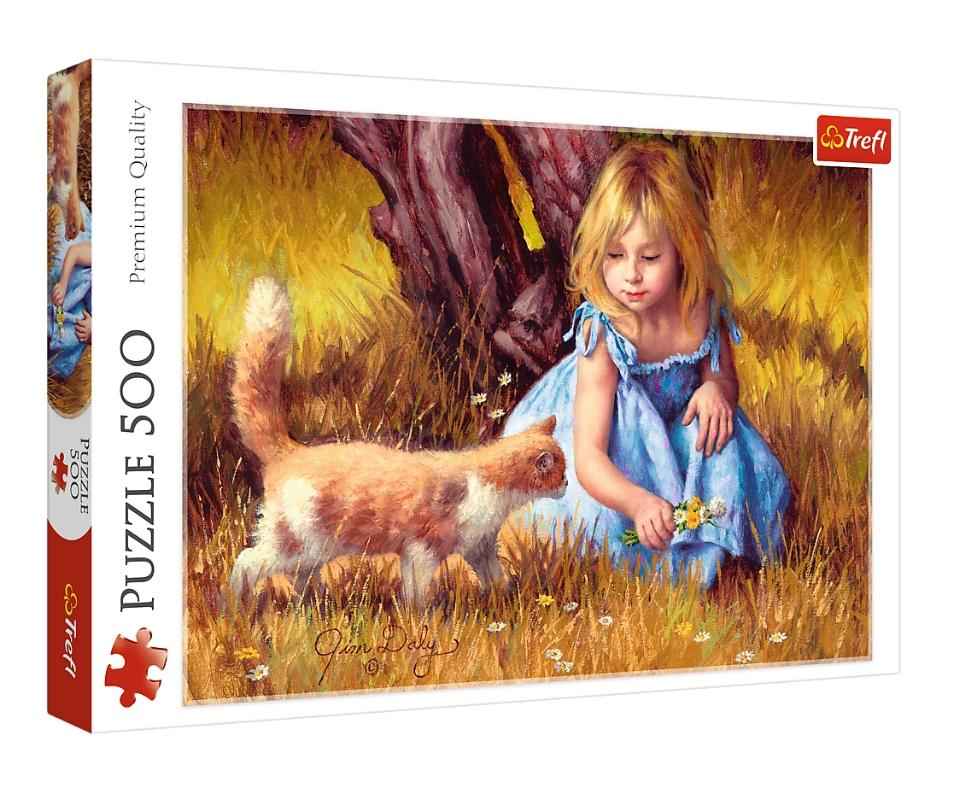 Puzzle 500: W centrum uwagi (37291)