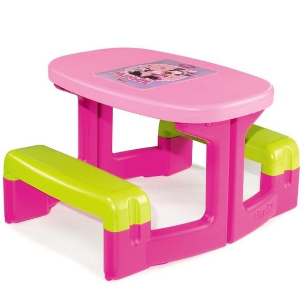SMOBY Minnie Stół piknikowy (7600310291)