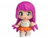 PinyPon City  - Seria Natura - laleczka 7cm w różowych włosach z akcesoriami (FPP16215)