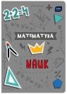 Zeszyt A5 matematyka 60 kartek kratka