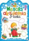 Wesoła akademia 3-latka Zeszyt 1