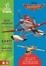 Język angielski. Ćwiczenia. Samoloty 2 - Disney English Agnieszka Pycz