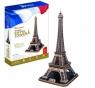 Puzzle 3D: Wieża Eiffel'a - zestaw XXL (306-20091)