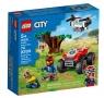 Lego City: Quad ratowników dzikich zwierząt (60300)