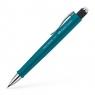 Ołówek automatyczny POLY MATIC 0,7mm turkusowy (133355)