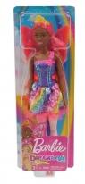 Barbie Dreamtopia. Wróżka lalka podstawowa Wiek: 3+