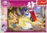 Puzzle mini 54: Disney Księżniczki Śnieżka (19391)