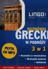 Grecki w podróży Rozmówki 3 w 1 + CD Dawid Łukasz