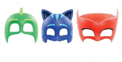 Pidżamersi - maska, 3 rodzaje mix